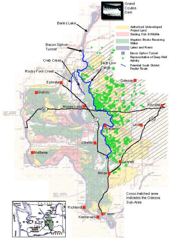 The Columbia Basin Project